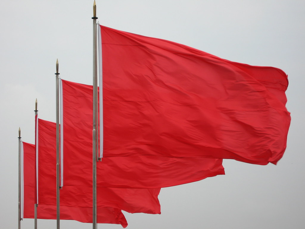 red flags fisioterapisti