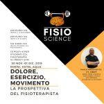 DOLORE, ESERCIZIO, MOVIMENTO: la prospettiva del fisioterapista – 2° Edizione