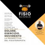 DOLORE, ESERCIZIO, MOVIMENTO: la prospettiva del fisioterapista – 3° Edizione