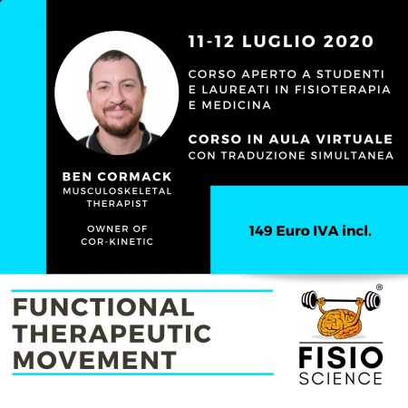 FUNCTIONAL THERAPEUTIC MOVEMENT – Ben Cormack