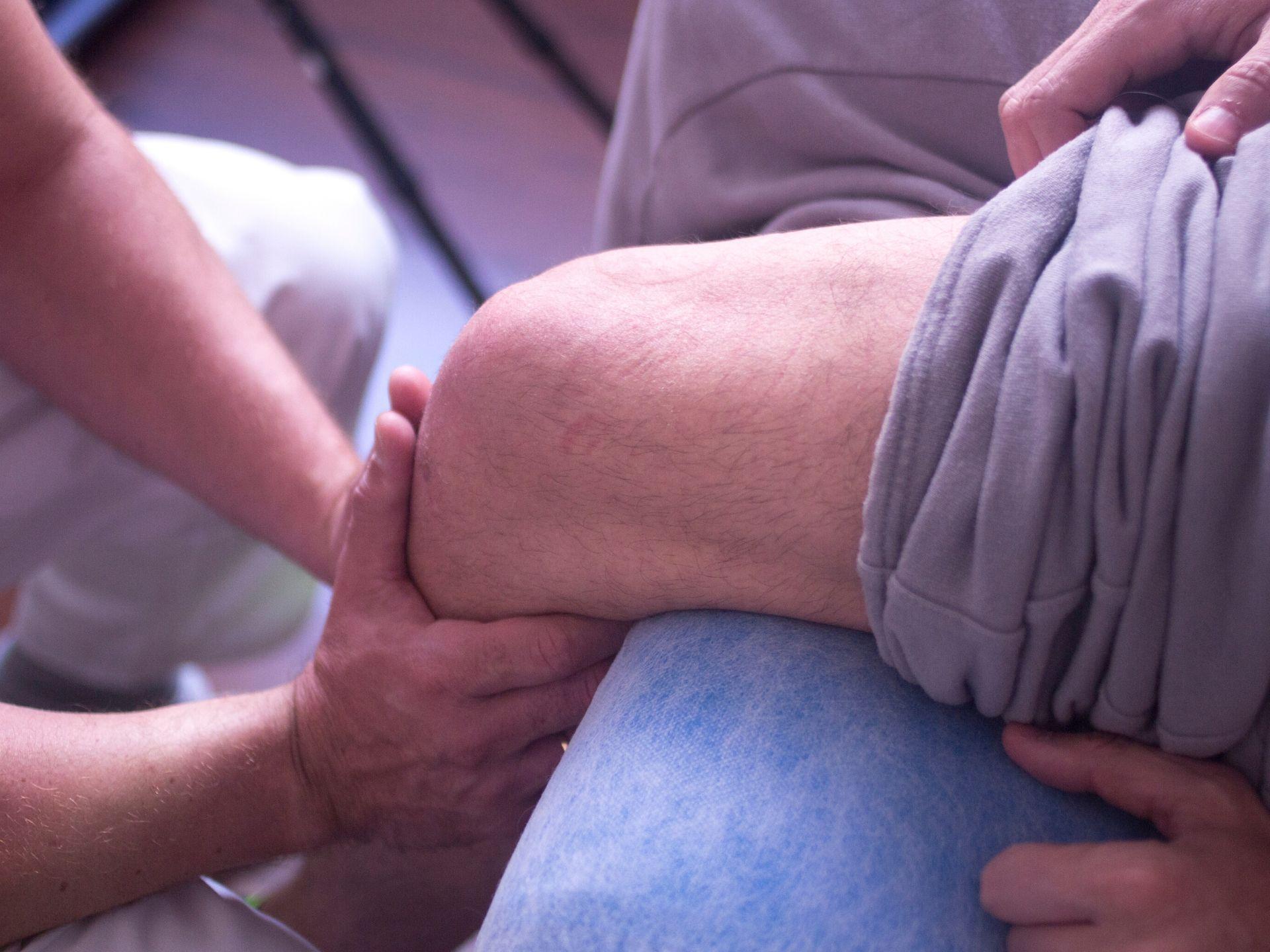 valutazione movimenti accessori ginocchio