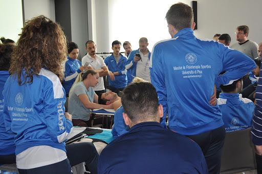 Master Fisioterapia Sportiva Pisa