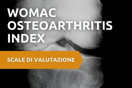 womac Osteoarthritis index
