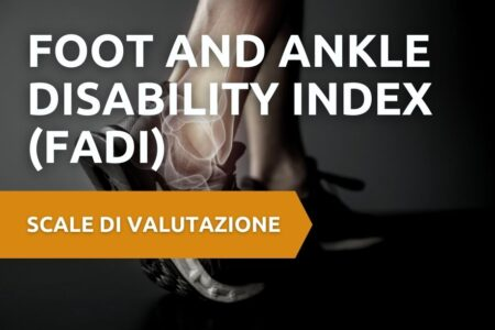 Foot and Ankle Disability Index