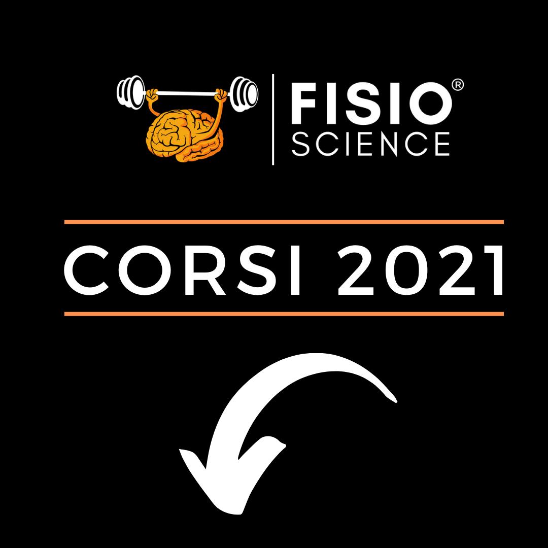 corsi ecm fisioterapia 2021